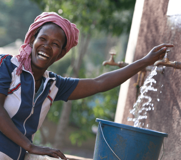 Sustainable WASH solutions for lasting health change in Africa ; 1 ;5000 ;71